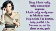 Luis Fonsi Demi Lovato Echame La Culpa Summer Hit 2018 Hd