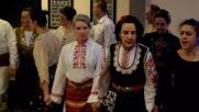 """част от Ой Радо, бела Радо и танцьорите на Тк """" Vangeloff """""""