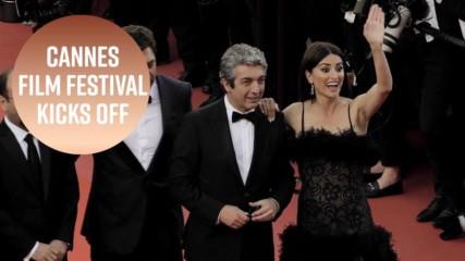 5 забележителни момента от откриването на кинофестивала в Кан