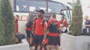 ЦСКА отпътува за Австрия