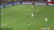 Мондиал 2010 Камерун 1:2 Дания [19.06.2010]