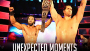 When The Great Khali returned to help Jinder Mahal and shocked the WWE Universe: WWE Now India