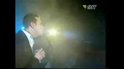 Halid Beslic i Burhan Saban - Dodji najdrazi - (Live) - (Skenderija 2001)