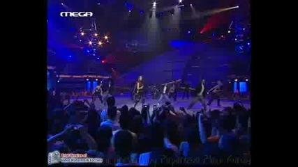 Helena Paparizou @ So You Think You Can Dance 2008 - Porta Gia Ton Ourano
