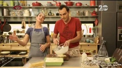 Индийска халва от ябълки и тиква - Бон апети (14.11.2014)