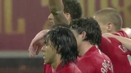Шампионска лига финал Манчестър Юнайтед срещу Челси дузпи