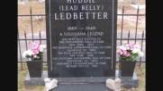 Lead Belly - Where Did You Sleep Last Night ? - 1944