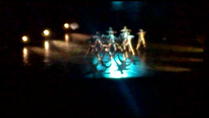 балет Тодес мистичен танц