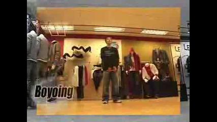 Уроци По Breakdance От Bboy :)