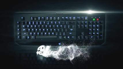 Razer Blackwidow Ultimate Stealth Edition Gaming Keyboard