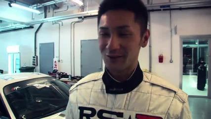 Ken Gushi's Rs-r Toyota Supra - Abu Dhabi Formula D