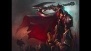 League of legends login music for Darius