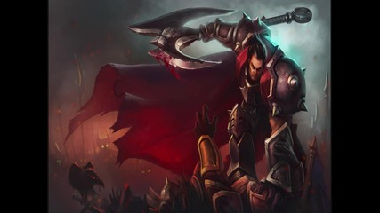 League of legends login music for Darius