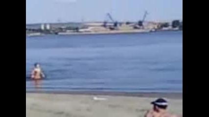 plaj v romaniya