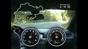 Opel Astra Opc Nordscheife