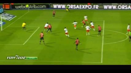 Страхотни футболни умения от Еден Азард!