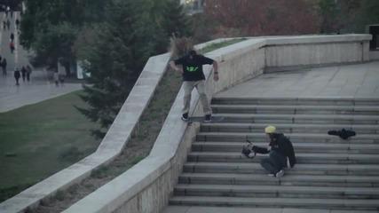 Скейт отбора на ashbury.bg