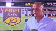 Тони Здравков: След победата на Лудогорец се помислихме за най-великите