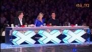 Извънземен танцьор във Великобритания търси талант