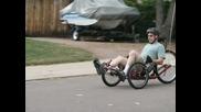 изработка на триколесен велосипед
