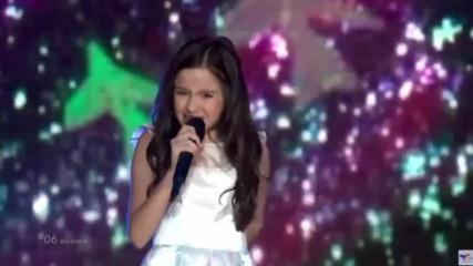 Лидия Ганева - Вълшебен ден - Детска Евровизия 2016