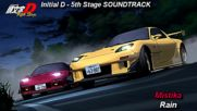 Initial D 5th Stage Soundtrack - Rain