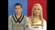Блиц - Соня Немска и Борис Дали