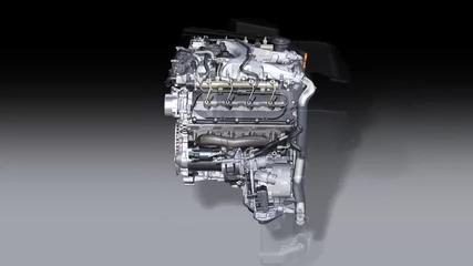 Audi 2005 4.2l V8 Tdi Motor (engine)