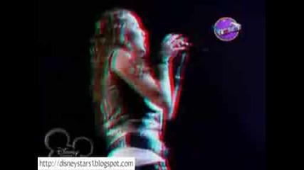 Hannah Montana & Miley Cyrus 3d Movie Part 6 (hq)