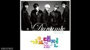 Dynamic Black (kikwang, Jinwoon, Hoya, Lee Joon, L. Joe) - Yesterday