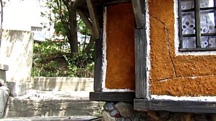 Стара къща макет (realistic diorama house)