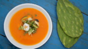 Супа с нопале | Мексиканска фиеста с Питър Курувита | 24Kitchen Bulgaria