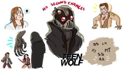 Teen Wolf Season 5 Episode 1 Illustrated Recap