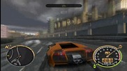 Need for Speed Most Wanted - Lamborghini Speed Test