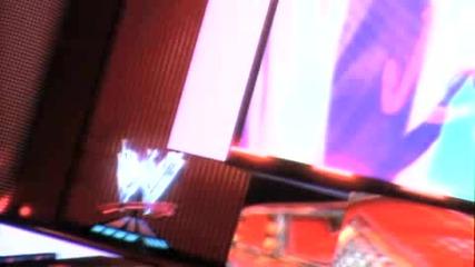 John Cena и Jeff Hardy Playstation 2 Smackdown vs Raw 2009 Entrance