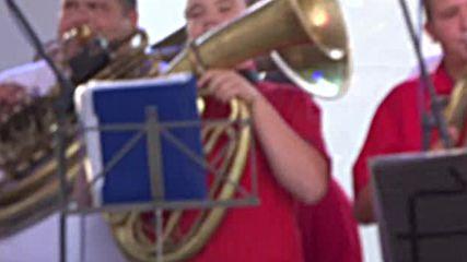 Берковската Магия на Сватбарската Духова Музика откриха домакините-супер!:)