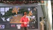 Hiroyuki Suzuki Играе със Speeder