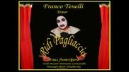 Franco Tenelli - E Lucevan Le Stelle
