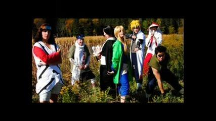 Naruto Cosplay