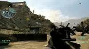 Medal of Honor 2010 gameplay on Geforce 9400gt