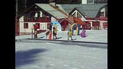 На ски в Боровец 3