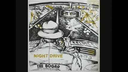 the bogar - night drive [maxi] 1984