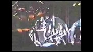Slayer - Ghosts Of War Live 1988 Nyc