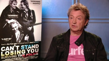 """Guitar Great Andy Summers Talks About """"Surviving The Police"""""""