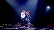 Ray and Anita - No Limit (sportpaleis Antwerp 2009)