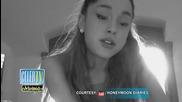 Ariana Grande Apologizes for Donutgate