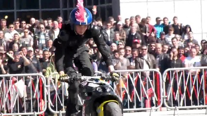 Стънт Пловдив 20.03.2010 състезател 12