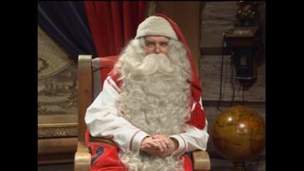 Дядо Коледа отправи послание за мир и състрадание, тръгна на обиколка по света