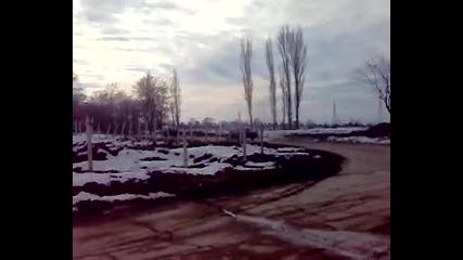 Opel Astra & Nissan Sunny Drift Haskovo