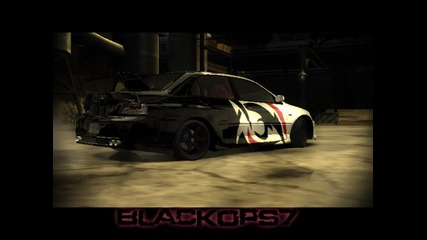 (need For Speed Most Wanted) My new cars Tuning.blackops7